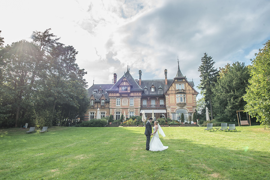 Heiraten in Villa Rothschild